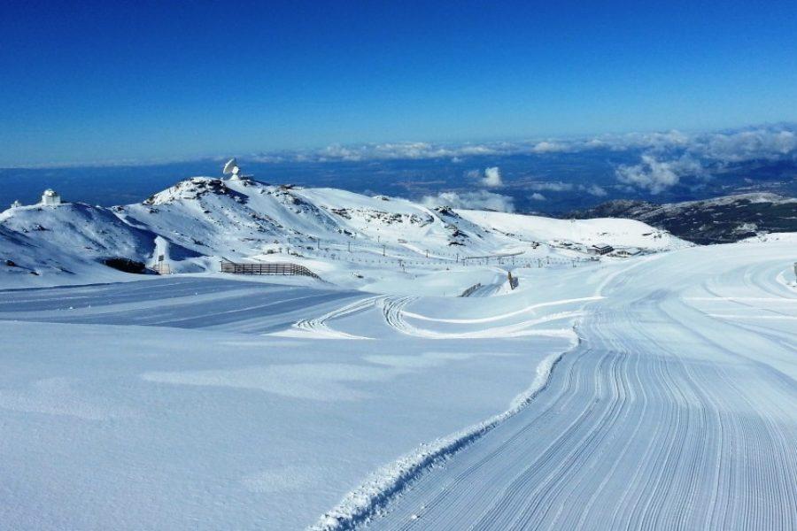 Skiën-in-Sierra-Nevada